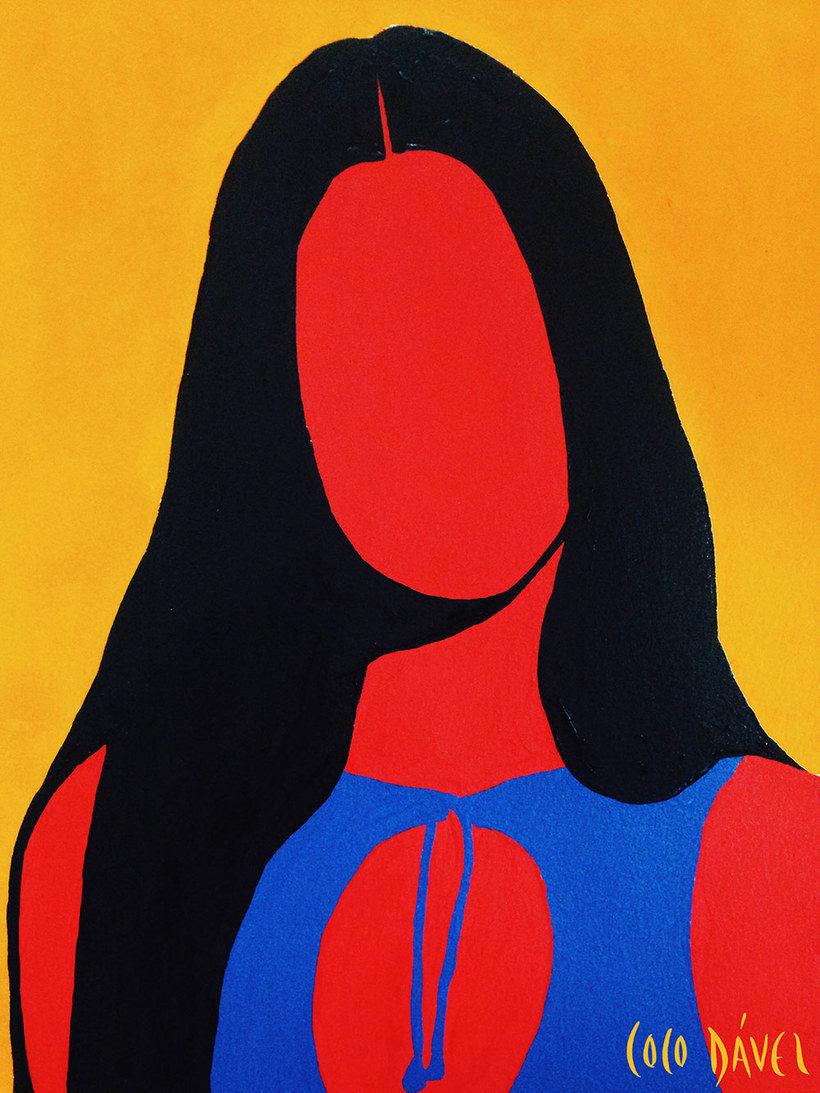 Los retratos sin cara de Coco Dávez 16