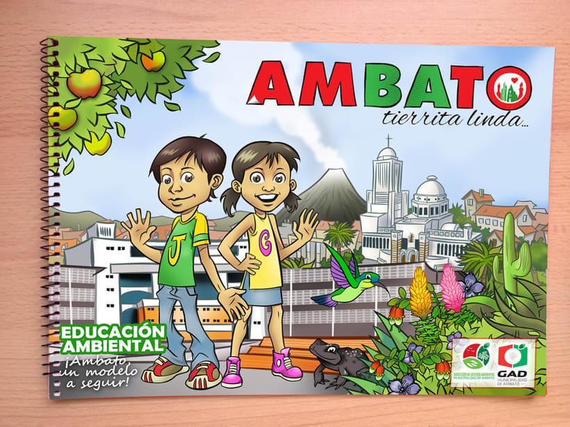 Cuaderno de Educación Ambiental 0