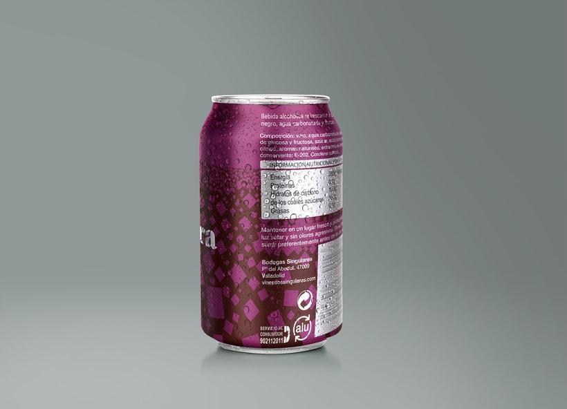 Alegra Sangria - Packaging 4