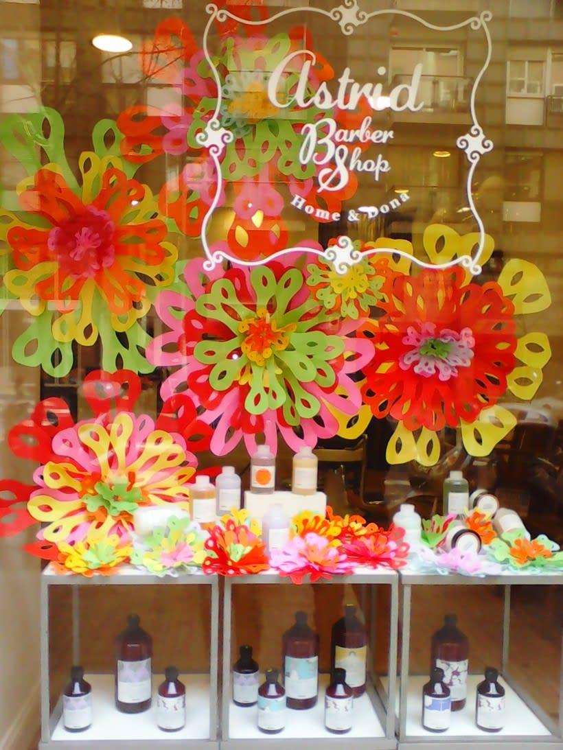 Primavera en Astrid Barber Shop -1