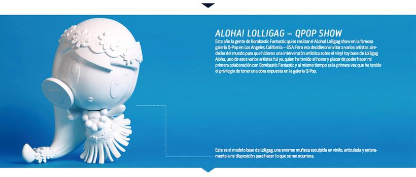 ALOHA! LOLLIGAG 1