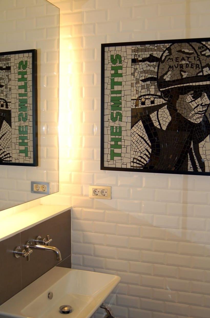 Rehabilitación de vivienda y diseño de mobiliario en Sants (2012) 0
