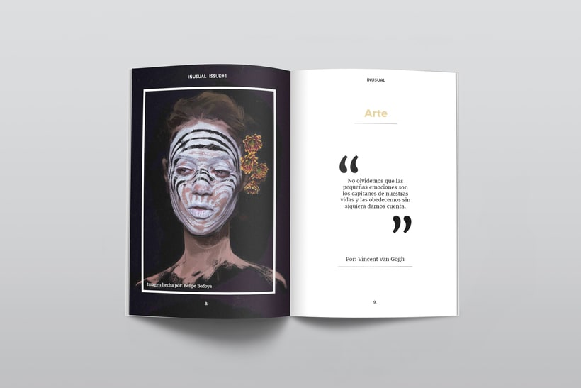Inusual: Introducción al Diseño Editorial 2