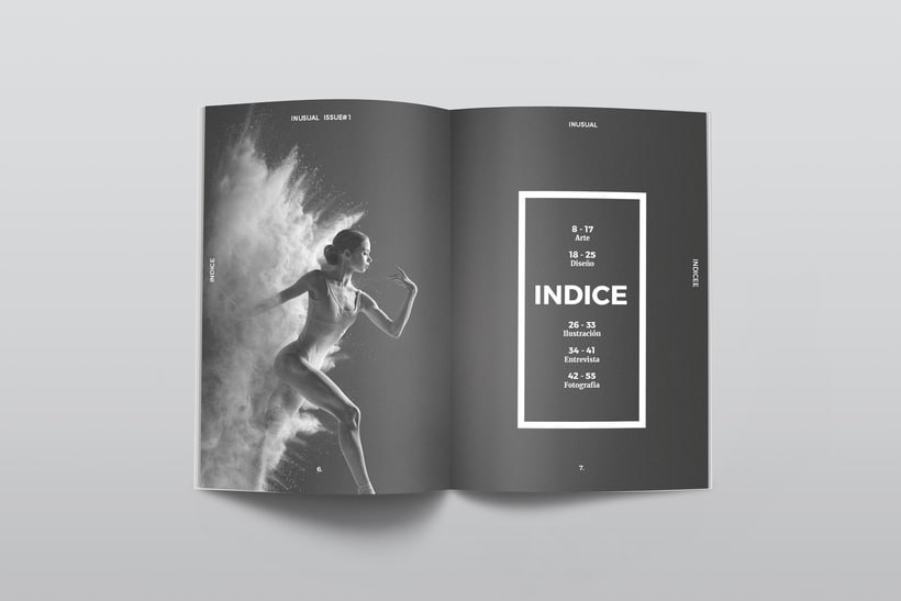 Inusual: Introducción al Diseño Editorial 1