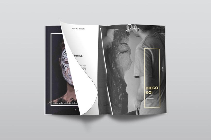 Inusual: Introducción al Diseño Editorial 3