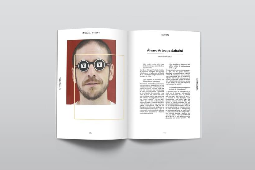 Inusual: Introducción al Diseño Editorial 8