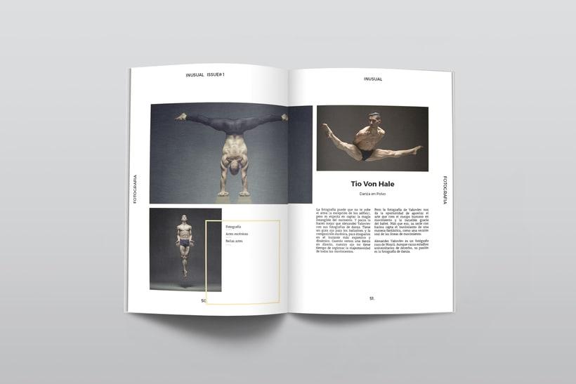 Inusual: Introducción al Diseño Editorial 11