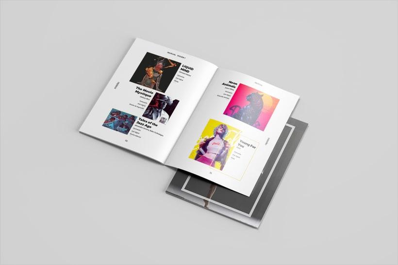 Inusual: Introducción al Diseño Editorial 7
