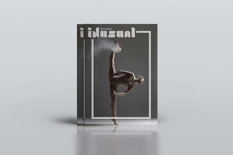 Inusual: Introducción al Diseño Editorial 0