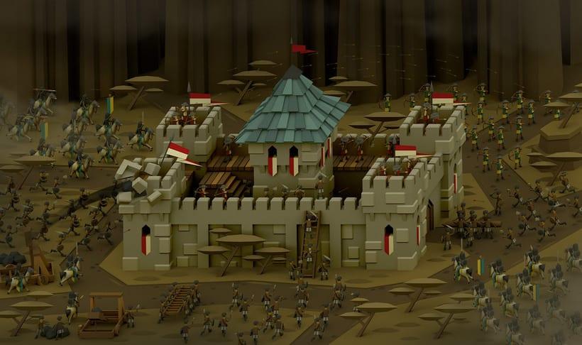 El Castillo Sitiado 1