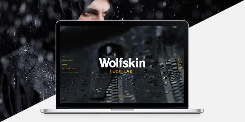 Wolfskin Tech Lab 0