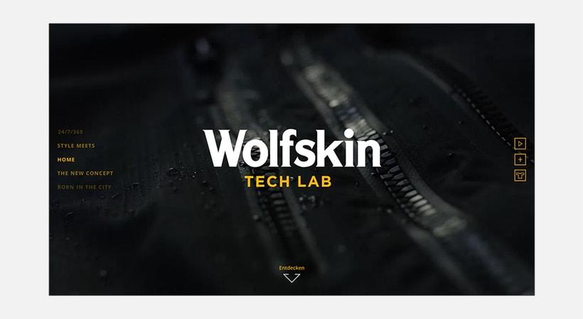 Wolfskin Tech Lab 2