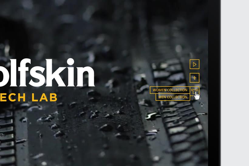Wolfskin Tech Lab 4
