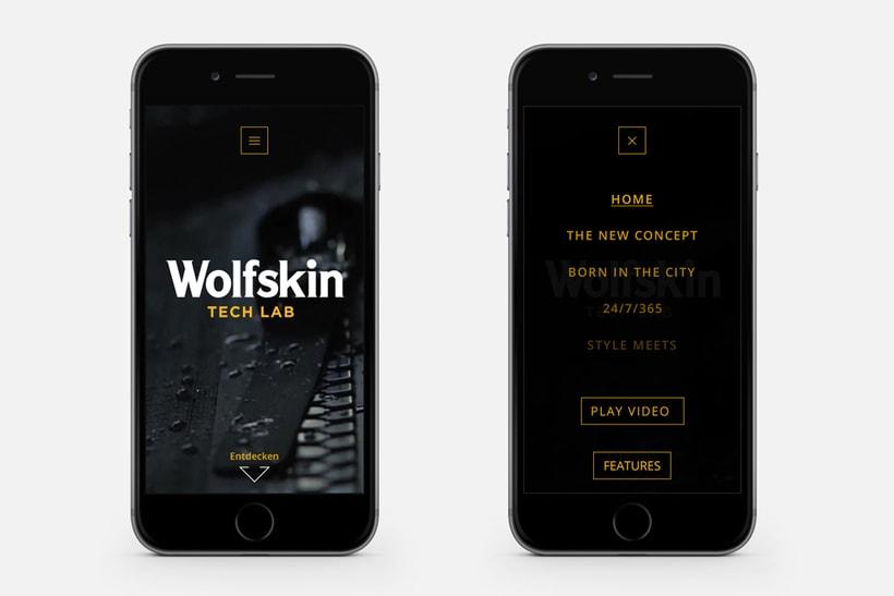 Wolfskin Tech Lab 5