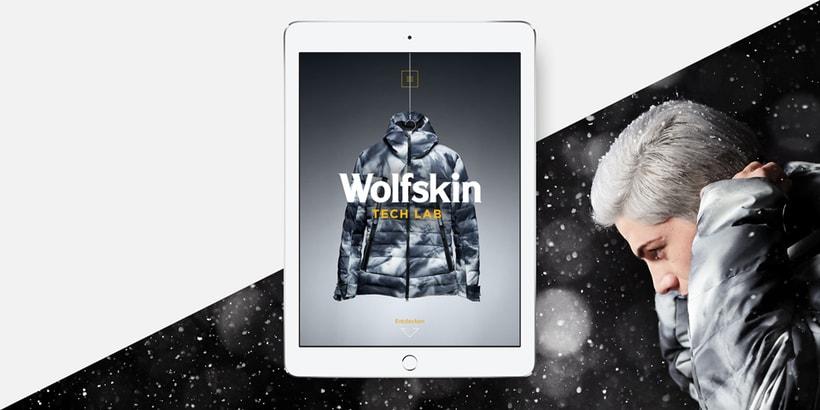Wolfskin Tech Lab 22