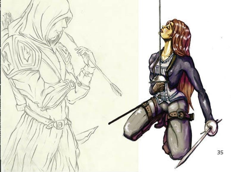 Creación personajes videojuego 1