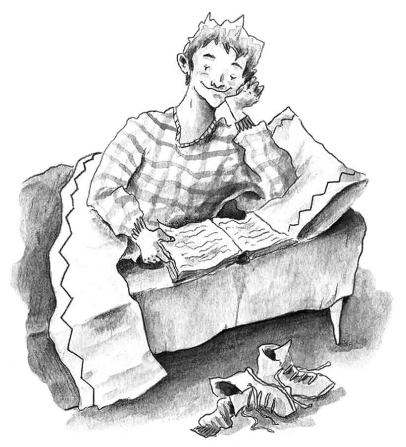 Ilustración de libro de texto 6