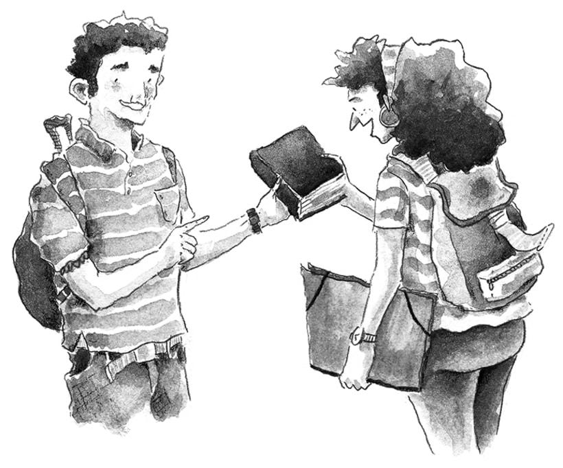 Ilustración de libro de texto 7