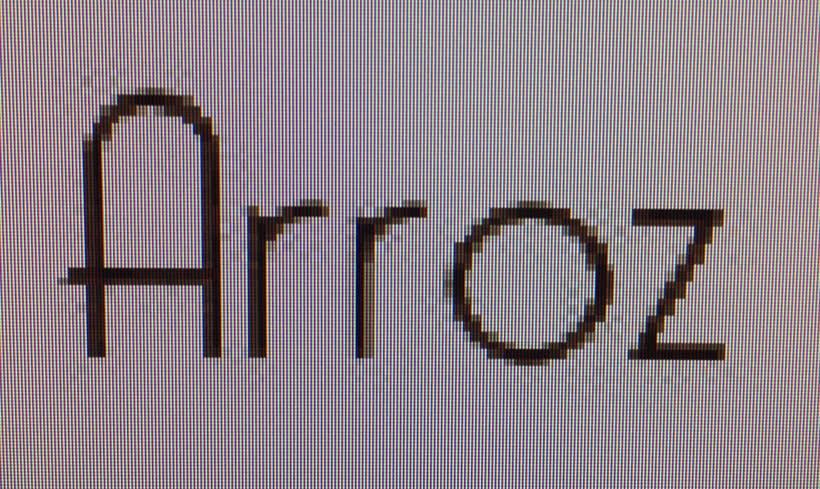 Podéis ayudarme a identificar esta tipografía. 1
