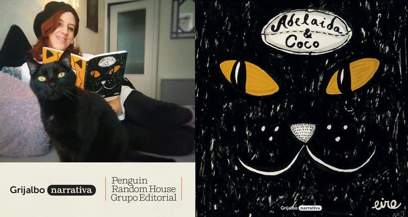 Adelaida & Coco, un cómic para amantes de los gatos 7