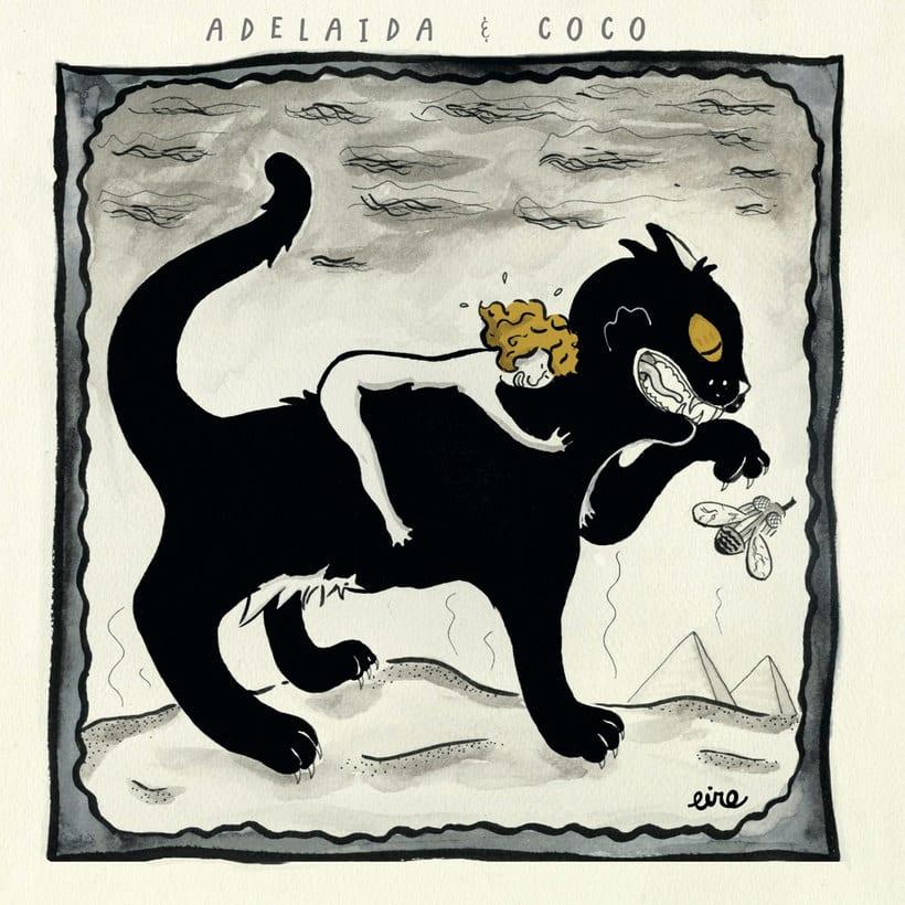 Adelaida & Coco, un cómic para amantes de los gatos 11