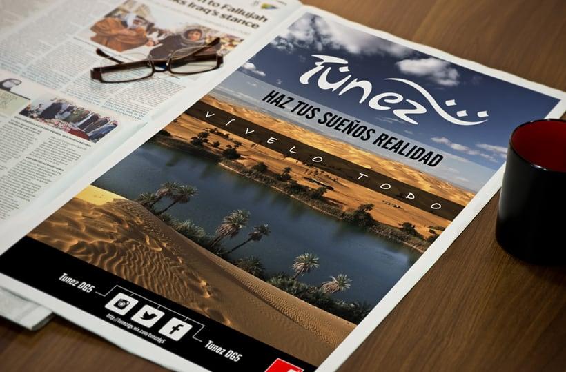 Túnez | Branding - Marca País 2