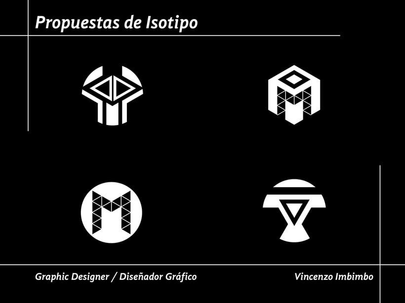 Miguel Oviedo | Logo 2