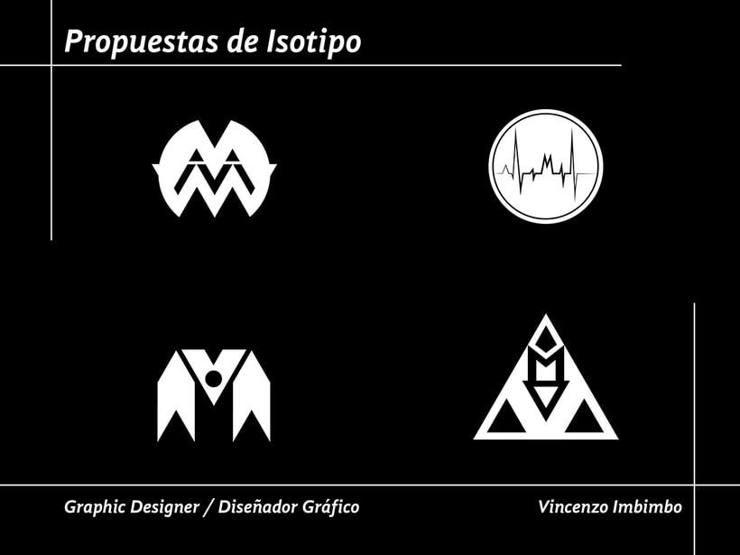 Miguel Oviedo | Logo 3