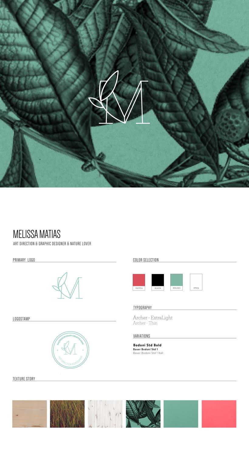 Mi Proyecto del curso: Identidad visual handmade 0