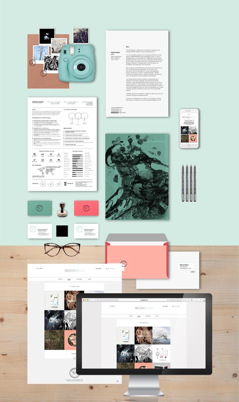 Mi Proyecto del curso: Identidad visual handmade 4