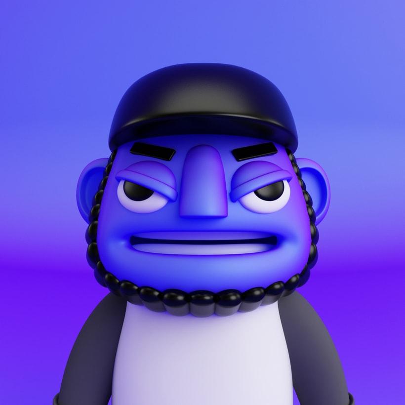 Personajes 3D 16