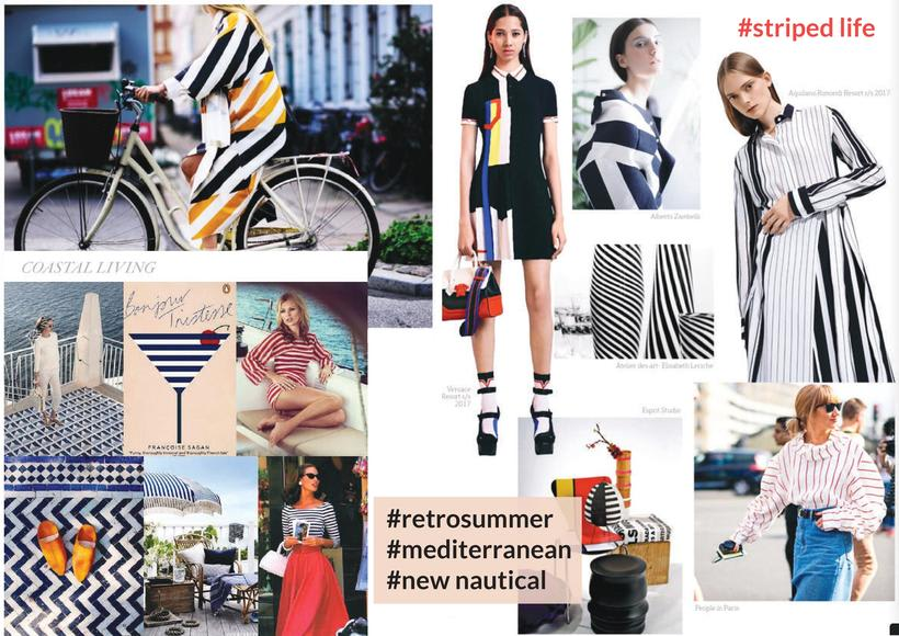 Fashion & Print Design SS18 - Young Woman 5