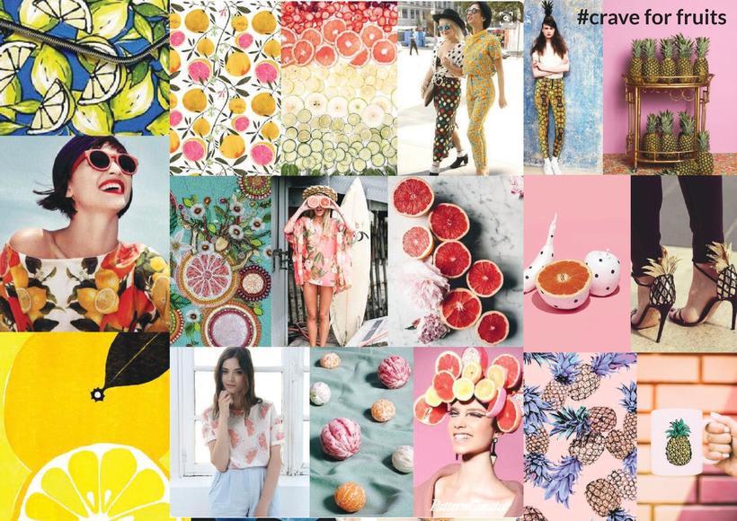 Fashion & Print Design SS18 - Young Woman 6