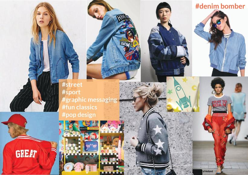 Fashion & Print Design SS18 - Young Woman 7
