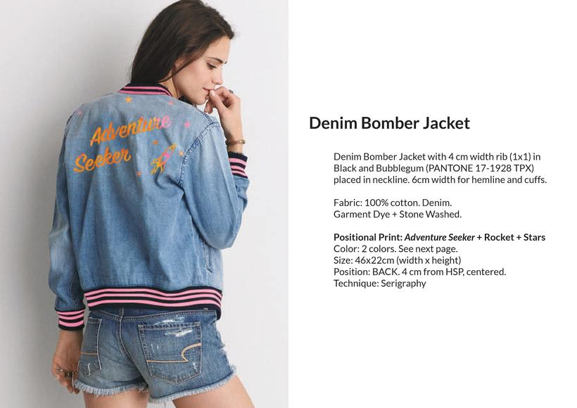 Fashion & Print Design SS18 - Young Woman 8