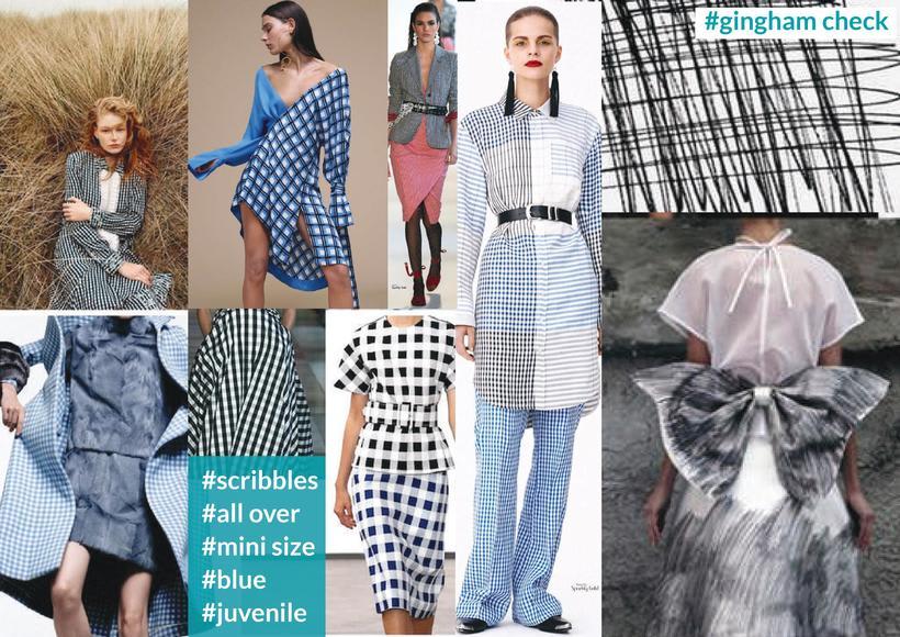 Fashion & Print Design SS18 - Young Woman 10