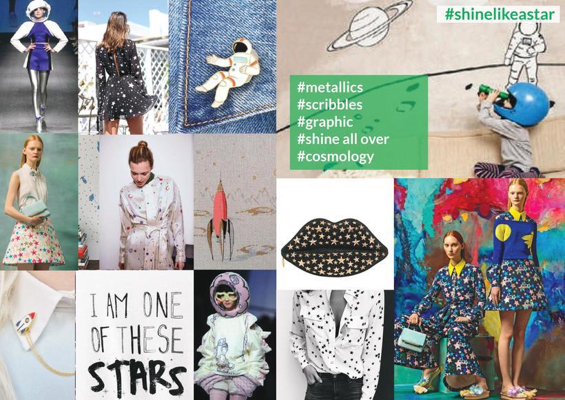 Fashion & Print Design SS18 - Young Woman 11