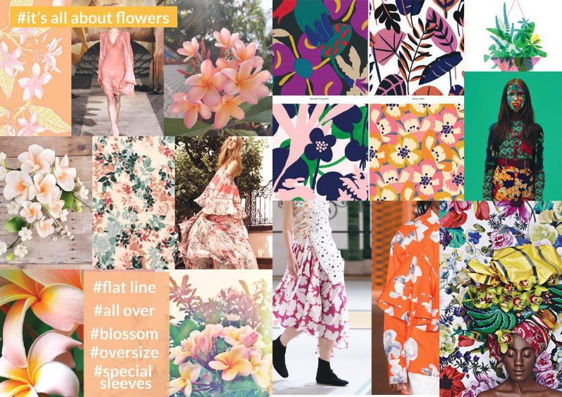 Fashion & Print Design SS18 - Young Woman 12