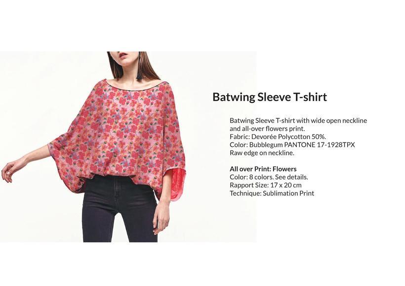 Fashion & Print Design SS18 - Young Woman 13