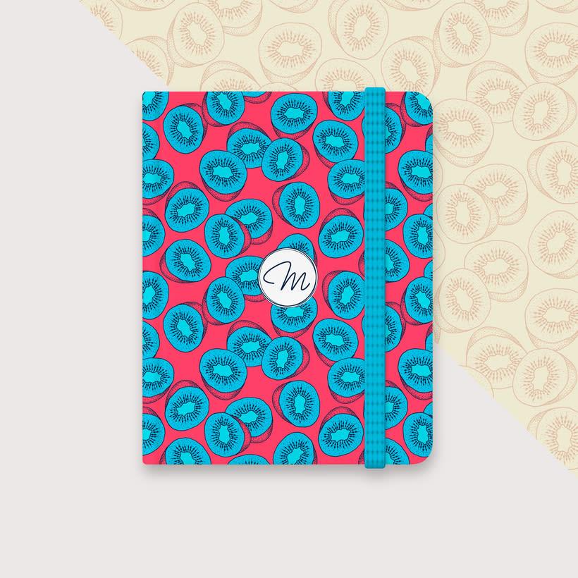 Sweet Kiwi Pattern Collection 3