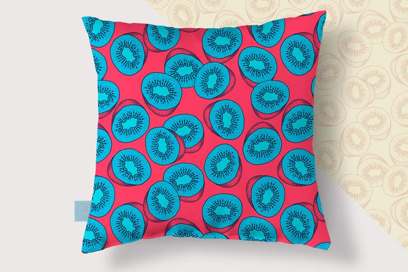 Sweet Kiwi Pattern Collection 2