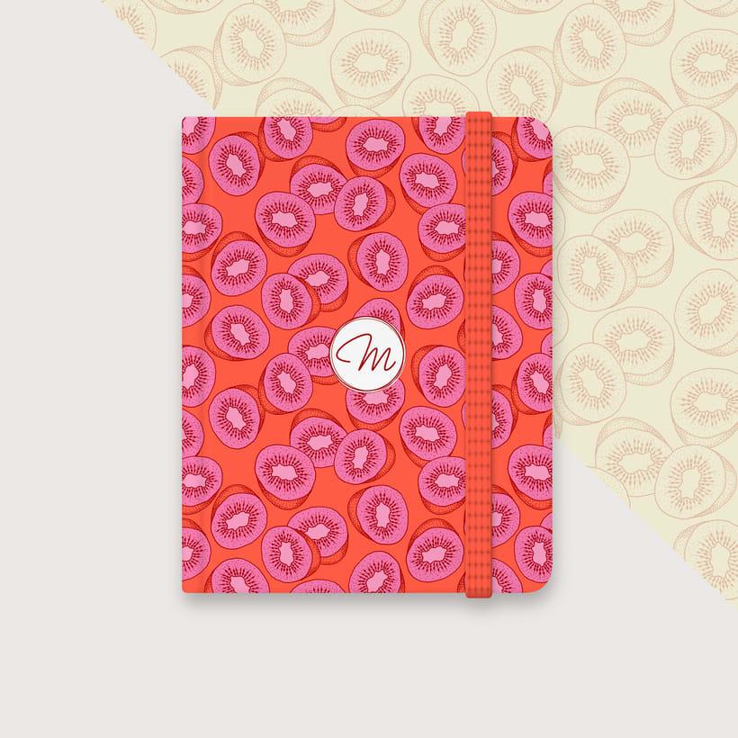 Sweet Kiwi Pattern Collection 6