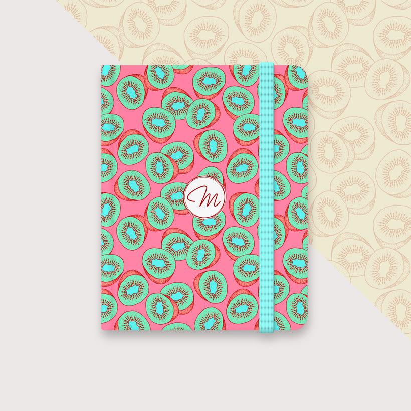 Sweet Kiwi Pattern Collection 9