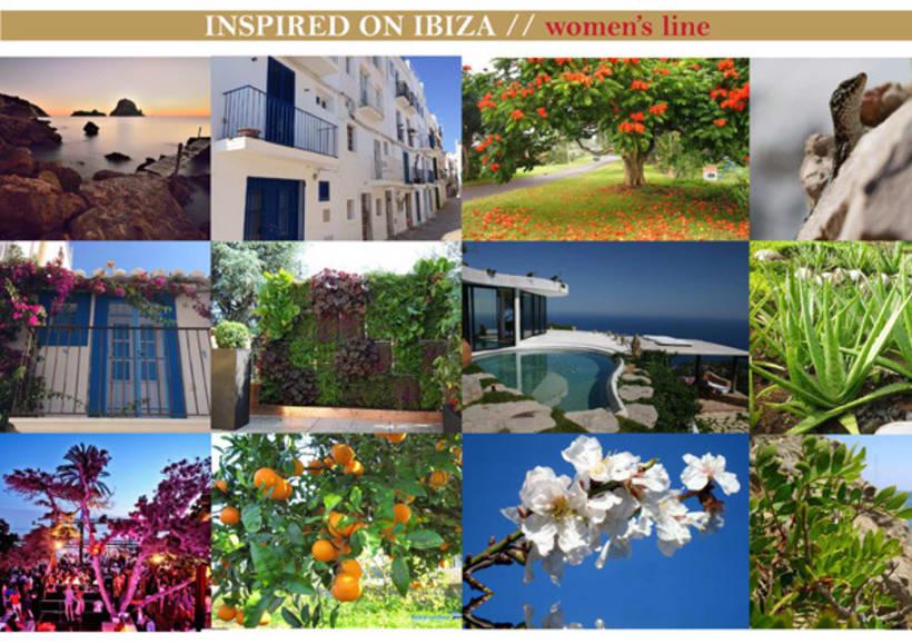 Swimwear & Prints Design SS17 - Ibiza 2