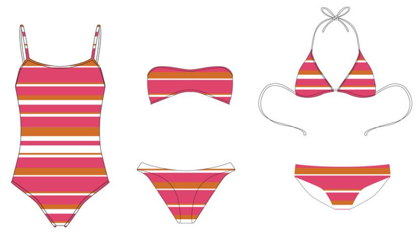 Swimwear & Prints Design SS17 - Ibiza 7