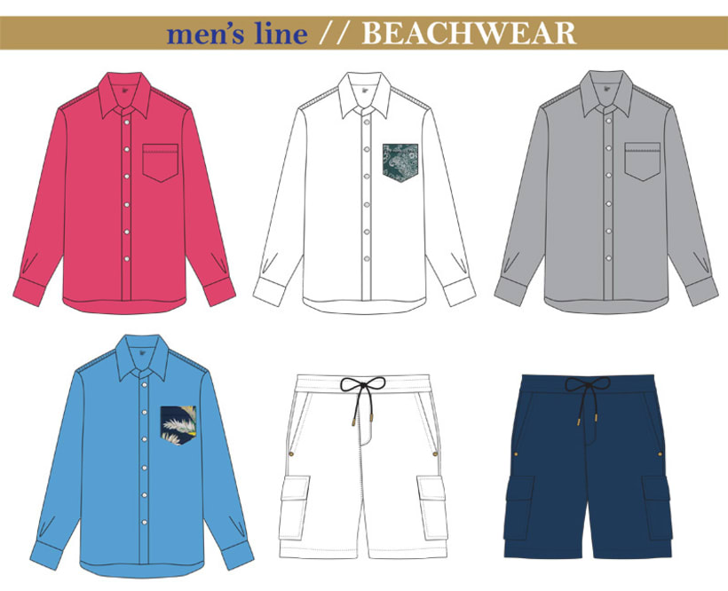 Swimwear & Prints Design SS17 - Ibiza 13