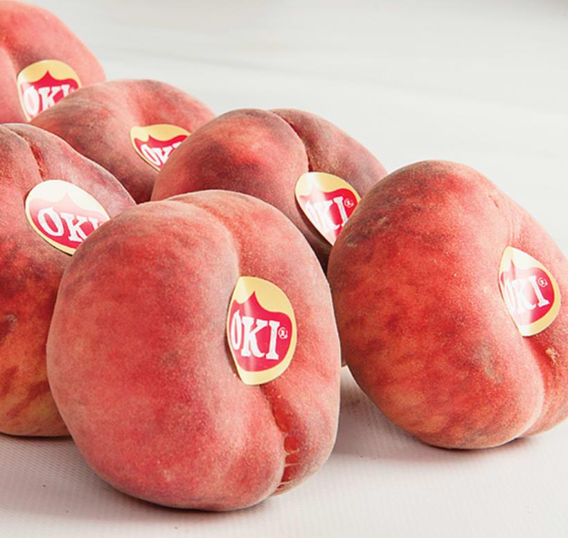 OKI. Brand, advertising, packaging and website for fruit brand 6