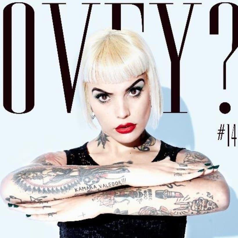 Creadora de Ovey? Magazine -1