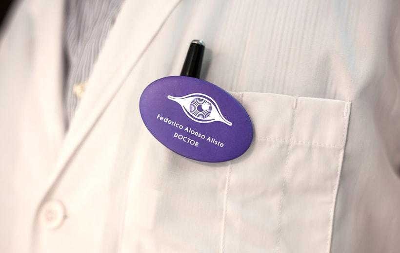 Branding para Tecnolaser Clinic Vision 2