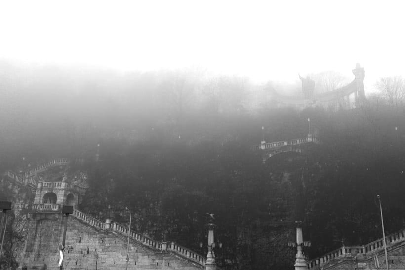 Trabajo Fotográfico (black and white). 1